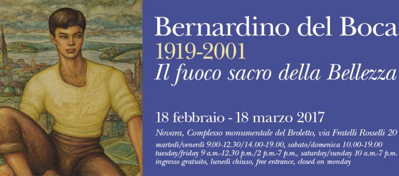 Mostra di Bernardino del Boca (Novara)