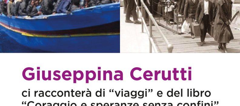 Giuseppina Cerutti: migrazioni di ieri e di oggi
